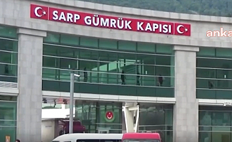 Gürcistan, Sınır Kapılarını Açıyor; Artvin Esnafı Mutlu
