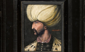 İmamoğlu: Kanuni Sultan Süleyman portresi eser alıcısı tarafından İBB'ye bağışlandı