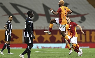 Kritik derbide galibiyet Galatasaray'ın