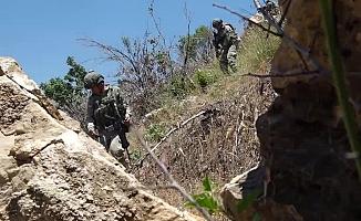 MSB: Avaşin-Basyan bölgesinde 5 PKK'lı terörist etkisiz hale getirildi