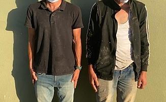 MSB: PKK/YPG terör örgütüyle bağlantılı 2 kişi yakalandı