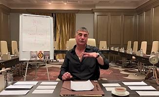 'Pazar günü Süleyman Soylu'ya yanıt vereceğim' demişti: Sedat Peker'den 7. video