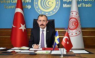 Ticaret Bakanı Muş açıkladı: Piyasa değeri 313 milyon TL olan uyuşturucu madde ele geçirildi