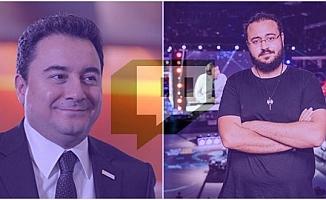 """Twitch yayıncısı Jahrein """"Çok sert bir yayın olur"""" dedi; DEVA Partisi Genel Başkanı Ali Babacan teklifi kabul etti"""