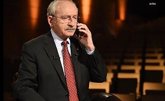 Kılıçdaroğlu'ndan Galatasaray'ın yeni başkanı Burak Elmas'a tebrik telefonu