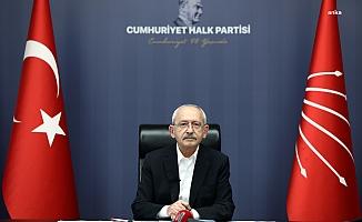 """Kılıçdaroğlu:  """"Sezgin Baran Korkmaz Türkiye'de at oynatıyorsa arkasında ciddi bir siyasi güç var"""""""