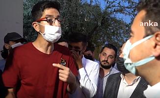 Lise Öğrencisi İsyan Etti; ''Biz Bu AK Parti'den Bıktık!''
