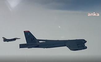 MSB; ''Talep üzerine F-16 uçaklarımız ile ABD'nin B-52 uçaklarına refakat görevi icra edildi''