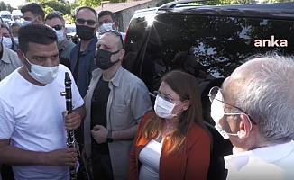 Müzisyenler, CHP Lideri Kılıçdaroğlu'na Pandemide Yaşanan Sıkıntılarını Anlattı