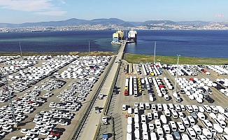 Otomotiv ihracatı Mayıs ayında 1.9 milyar dolar oldu