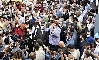 """Akşener'den Avusturya Başbakanı Kurz'a yanıt:  """"Biz size 3 milyar Euro verelim arkadaş sen bizdekilerin tamamını al"""""""