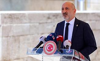 CHP'li Öztunç: ''Soygunun Türkiye'deki yeni adı hazine garantili projeler''
