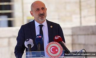 """CHP'li Öztunç'tan 'Yeşil Mutabakat' yorumu: """"Umarım dostlar bizi alışverişte görsün mantığıyla yayınlanmamıştır''"""