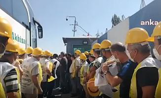 Haklarını Arayan Somalı Madenciler, Ankara Girişinde Durduruldu