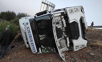 Kamyon, Turnikelerde Tıra Arkadan Çarptı: 1 Kişi Öldü, 2 Kişi Yaralandı