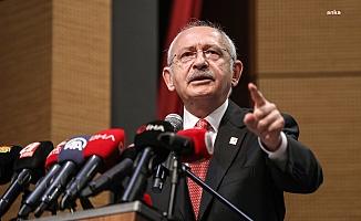 Kılıçdaroğlu: 'Beni Erdoğan'la karıştırmayın, kimse kaçtığı yere askerimi bekçi; ülkemi de mültecilere açık hapishane yapamaz