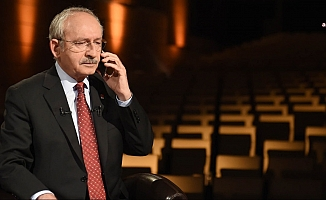 Kılıçdaroğlu, Galatasaray Başkanı Elmas ile telefonda görüştü