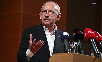 Kılıçdaroğlu: Orman yangınını söndürmek için devlet ihale mi açar?