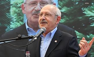 Kılıçdaroğlu: Siyasi otoritenin, harcanan her kuruşunun hesabını millete vermesi lazım