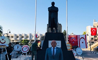 Kılıçdaroğlu'nun görevlendirdiği Çakırözer KKTC'de