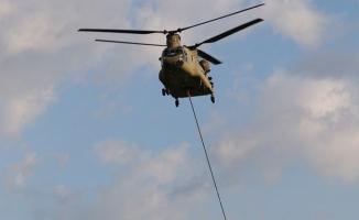 ABD, orman  yangınları için Türkiye'ye helikopter desteği vereceğini duyurdu