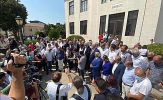 """CHP Hatay Milletvekili Suzan Şahin: """"Hatay Büyükşehir Belediyesi iftiralara uğramaktadır"""""""