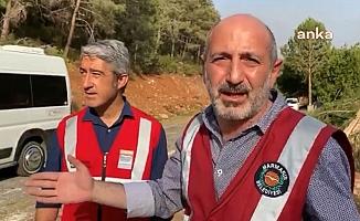 """CHP'li Öztunç: """"Yangının yayılmasını engellemek için koridor oluşturuluyor"""""""