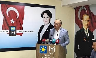 İYİ Partili Tatlıoğlu, TBMM'yi olağanüstü toplantıya çağırdı