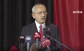 Kılıçdaroğlu: 24 Saatte Emevi Camii'nde Namaz Kılacaktık, 3 Milyon 600 Bin Suriyeli Geldi