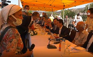 Kılıçdaroğlu Muğla'da Sorunları Dinledi; ''Zeytinden Hayatlarımızı Karşılıyorduk, Bitti''