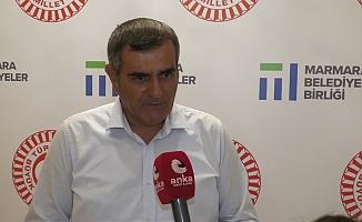 """TBMM Müsilaj Komisyonu üyesi CHP'li vekiller: """"Kanal İstanbul, Marmara'nın ölümünü hızlandırak"""""""