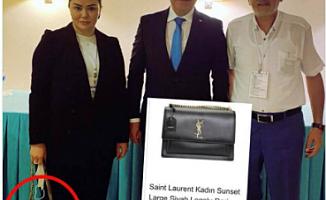 AKP'li Pınar Turhanoğlu'nun 25 Bin Liralık Çantası Sosyal Medyada Gündem Oldu