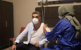 CHP Elazığ Milletvekili Erol, Aşı Çağrısı Yaptı