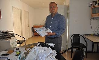 CHP'li Aygun, Tebligat Kanunu'nun değiştirilmesi için kanun teklifi verdi