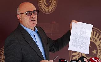 CHP, TOKİ'nin Bitmeyen projelerini Meclis Gündemine Taşıdı