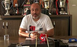 Kahramanmaraşspor Başkanı Ceyhan: Stadın yıkılacağı ligin başlamasına 24, 25 gün kala bildirildi. Şaka sandık