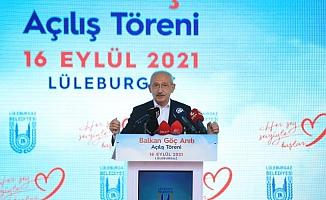 Kılıçdaroğlu: CHP'li belediyeler olmasaydı pandemi dönemi çok daha ağır geçirilecekti