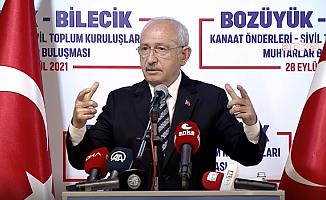 Kılıçdaroğlu: Doların Yükselmesiyle Devlete Gelen Mali Yükü Hep Birlikte Ödüyoruz