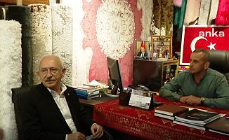 Kılıçdaroğlu Rize'de Esnafın Derdini Dinledi