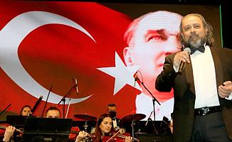 BAŞKENT'E SÖYLEŞİ VE SENFONİK KONSERLİ KUTLAMA