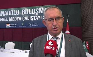 """CHP'li Sertel: """"Anadolu medyası genel başkanımızı soru yağmuruna tutacak"""""""