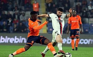 Gollü maçta kazanan Başakşehir