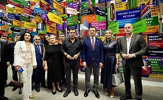 """İmamoğlu Diyarbakır'da: """"İstanbul'da başardıklarımızı, Türkiye'de de hep birlikte başarabiliriz"""""""