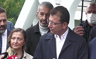 """İmamoğlu: """"İSPARK'ın zarar ettiği"""" iddialarının polemik arayışı olduğunu söyledi"""