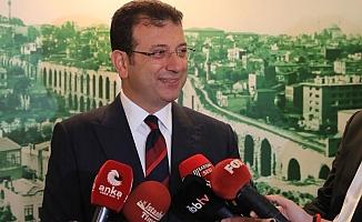"""İmamoğlu: """"İstanbulluların hakkını bir avuç insana yedirmeyeceğiz"""""""