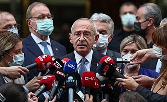 """Kılıçdaroğlu'ndan Erdoğan'a çağrı: """"Merkez Bankası'nın kurumsal kimliğine saygı göster"""""""