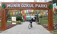 ÇANKAYA'DAN KIRKKONAKLAR'A İKİ PARK BİRDEN