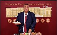 """Gürer: """"AKP milletin ağızının tadını kaçırdı"""""""