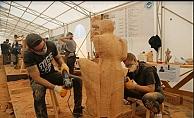 Odunpazarı'nda festival coşkusu devam ediyor