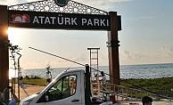 Fındıklı'da 'Atatürk Parkı' tartışması devam ediyor: Belediye işlemi onaylamayan kaymakamlığa dava açtı